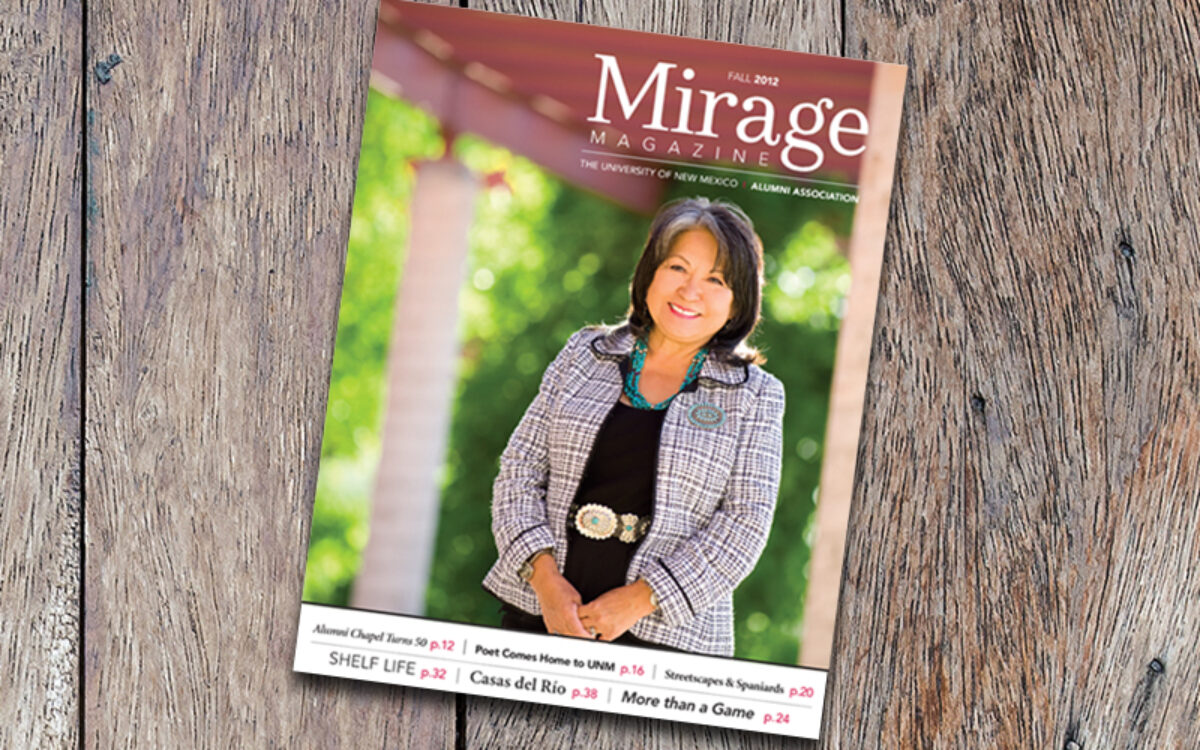 UNM Alumni Association - Mirage Magazine