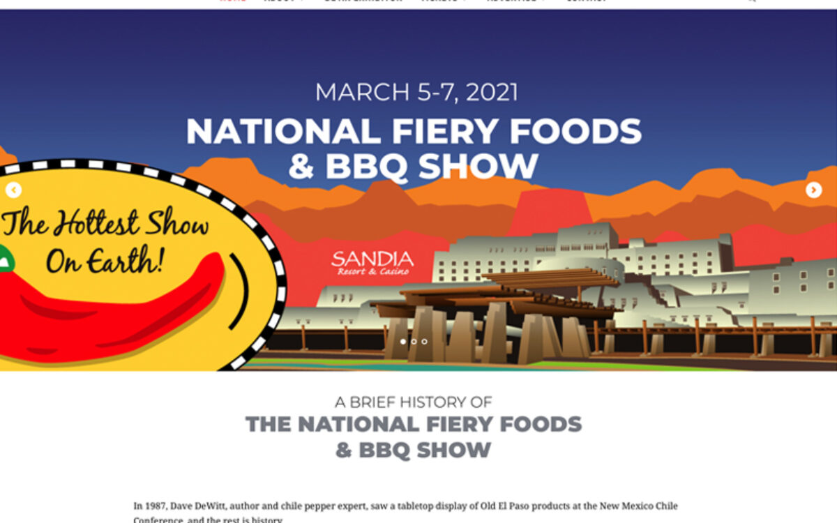 National Fiery Foods & BBQ Show